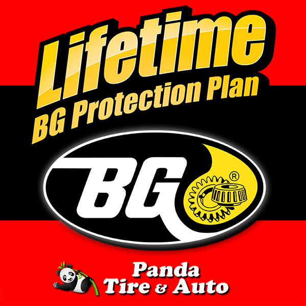 Auto Vehicle BG Lifetime Protection Plan - Moose Jaw - Panda Tire & Auto